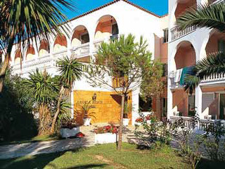 Hotel Angela Beach Korfu Fotos