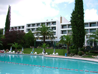 Park Hotel Corfu Greece